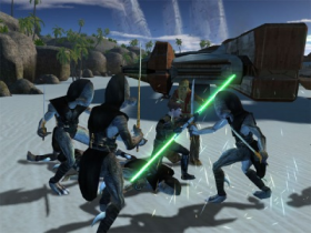 MMORPG StarWars: The Old Republic