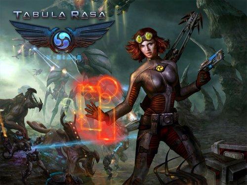 MMORPG Tabula Rasa от Гэриота