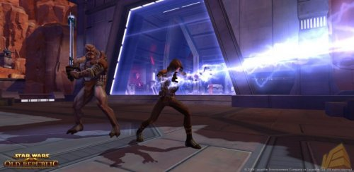 Star Wars: The Old Republic — MMORPG